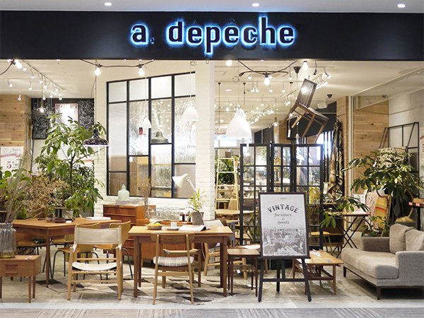 a.depeche 京都八条店